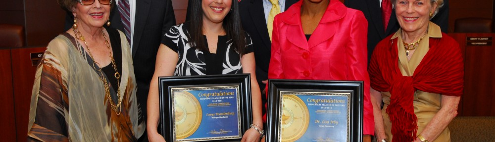 Teachers of the Year, elementary campuses recognized for excellence