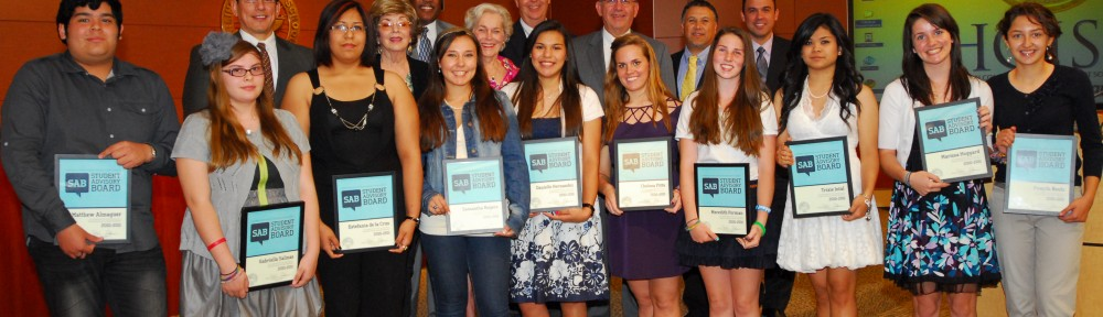 Board approves trips, recognizes Student Advisory Board