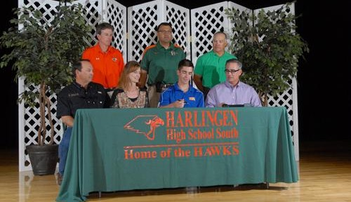 Hawk vaulter set to soar at UTA