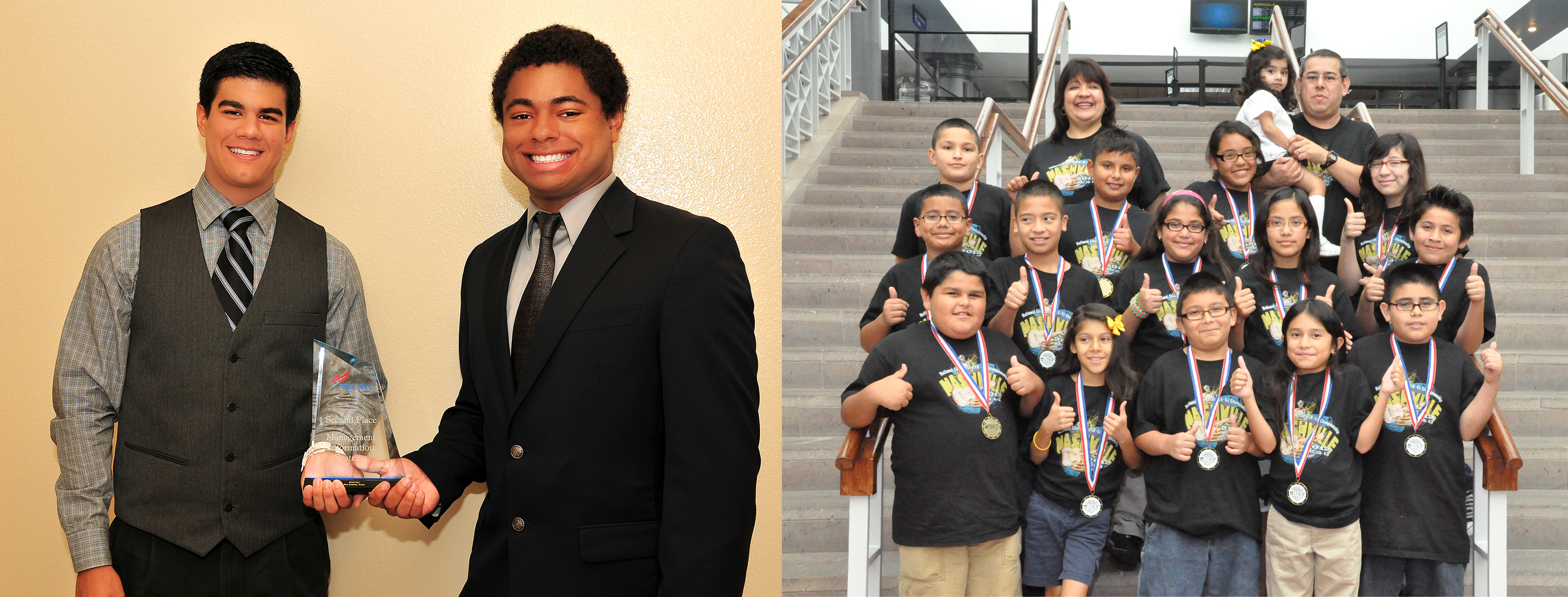 HCISD gives its student a competitive edge