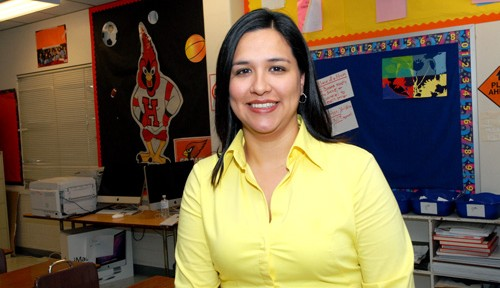 Math teacher earns international award