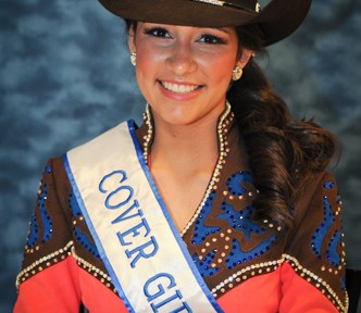 FFA officer named Cover Girl