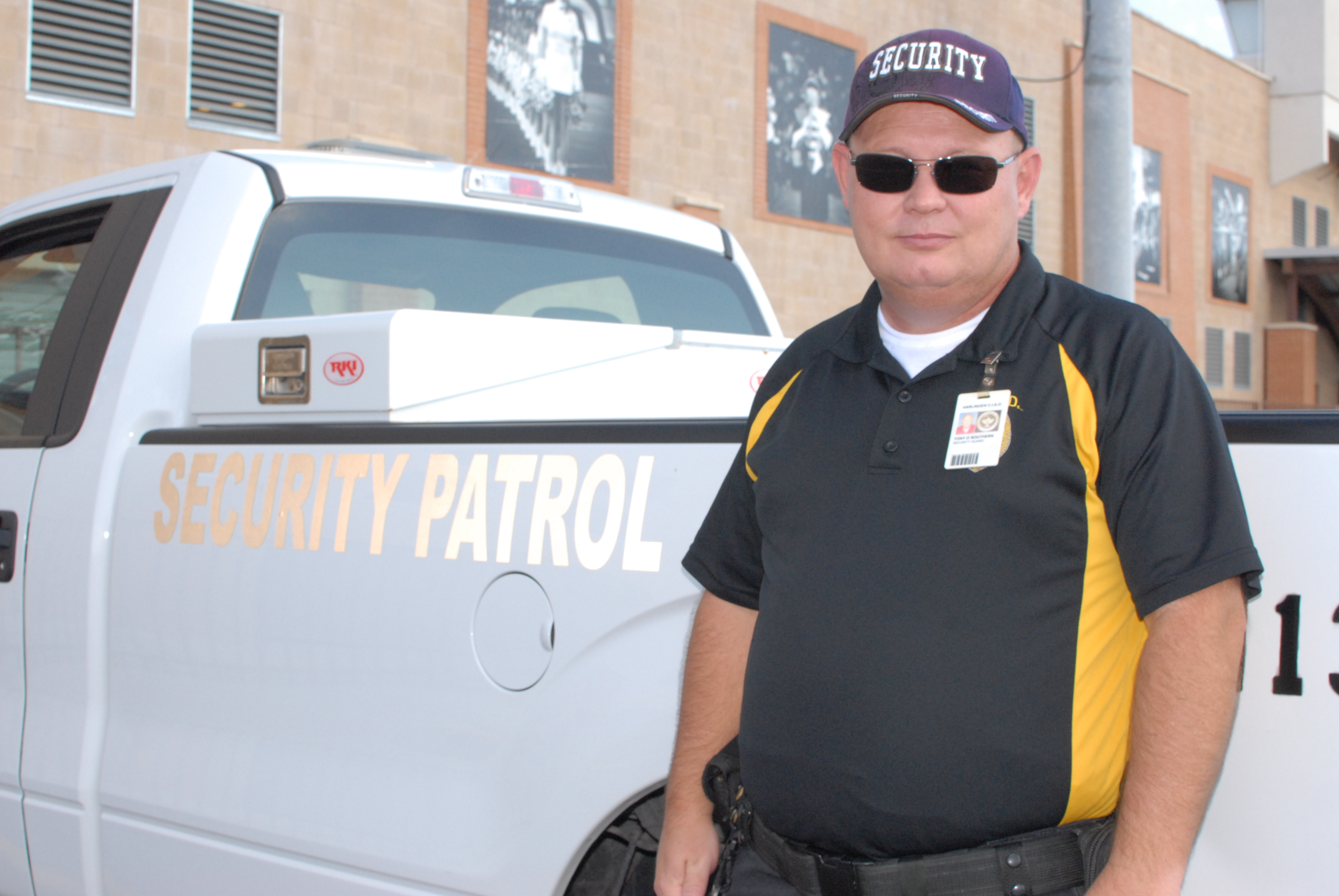 Person of the week: Southern keeps a sharp eye for HCISD