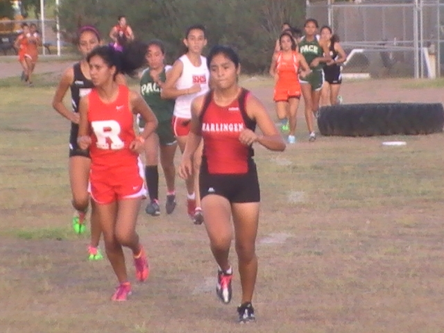 Women's cross-country gets ready for competition