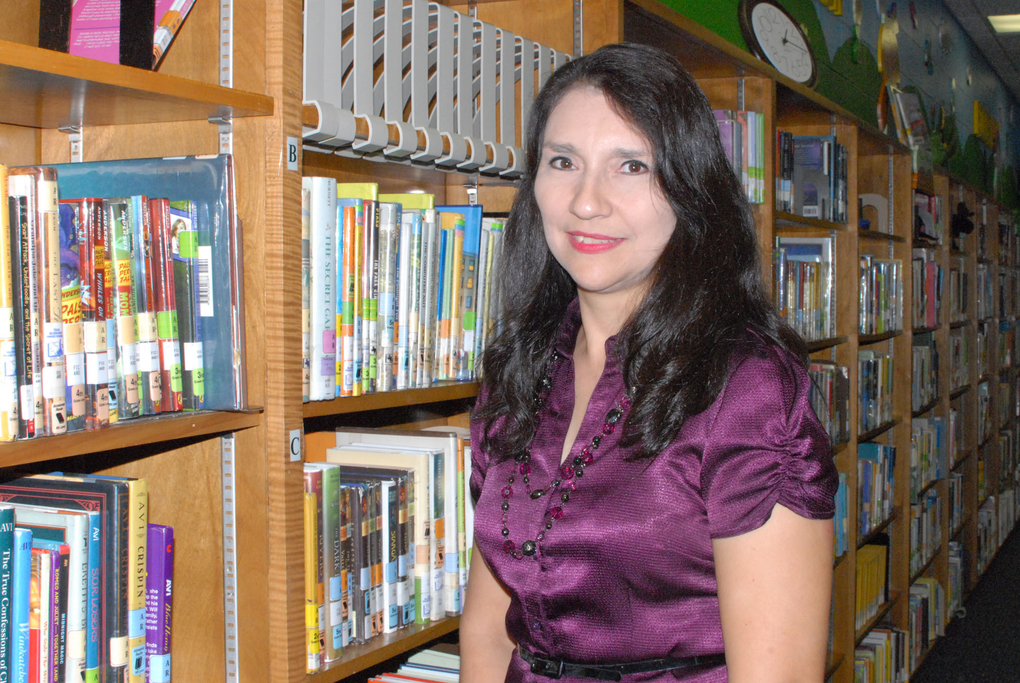 Person of the week: Alfaro books HCISD for reading success