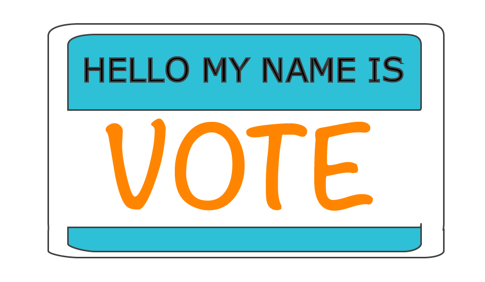 Vote for your favorite name