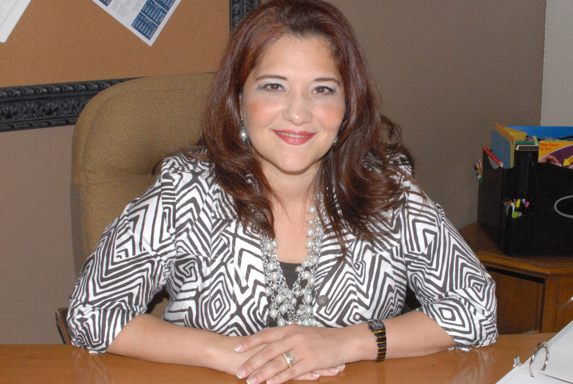 Person of the week: Kortan sets the framework for HCISD