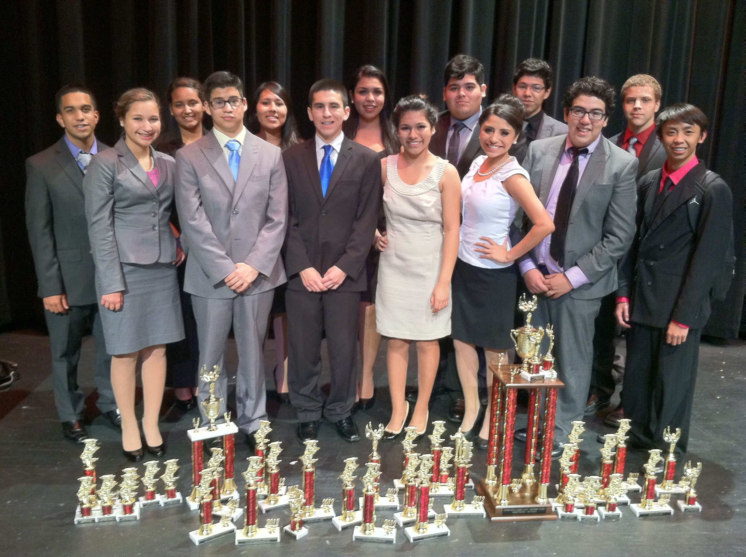 Harlingen High School South Speech, Drama and Debate team sweeps competition