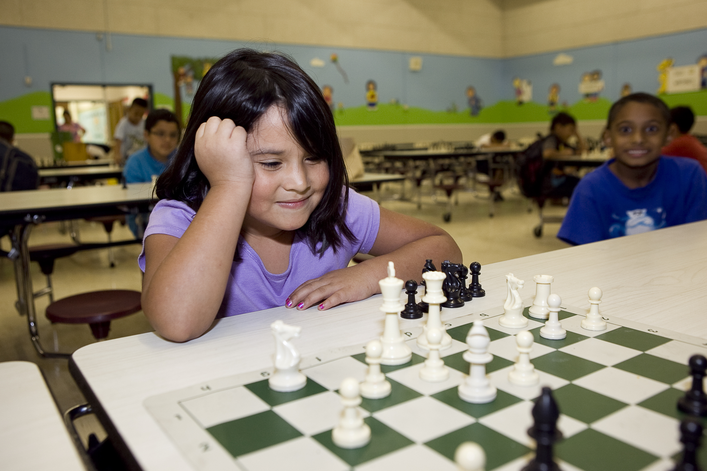 Chess teams earn top marks at tournament