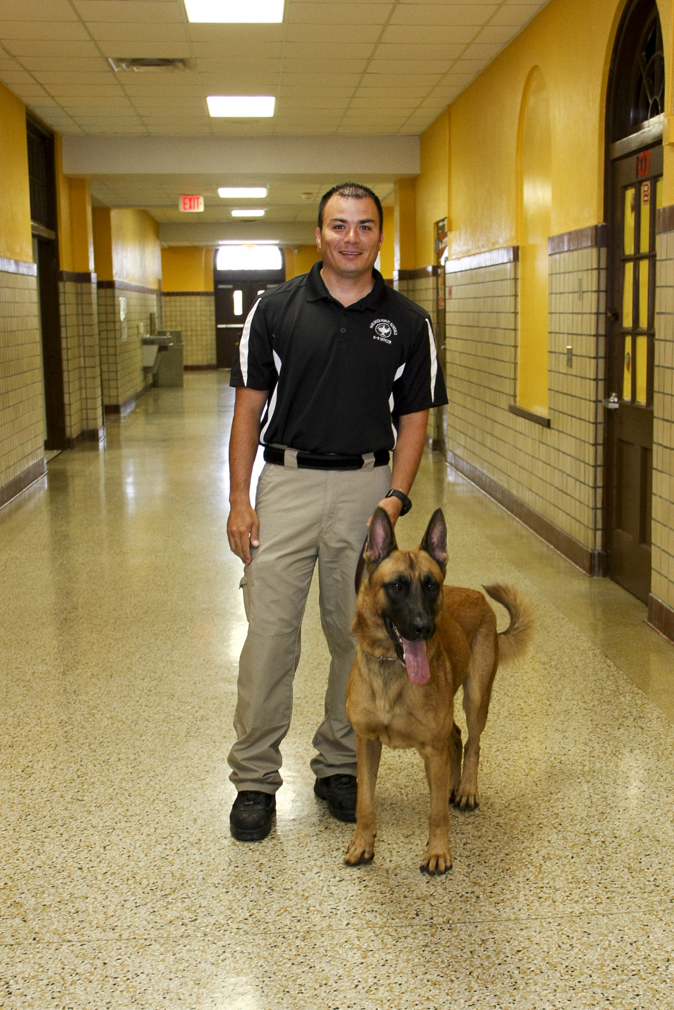 Person of the week: Corona and Ciro team up for HCISD