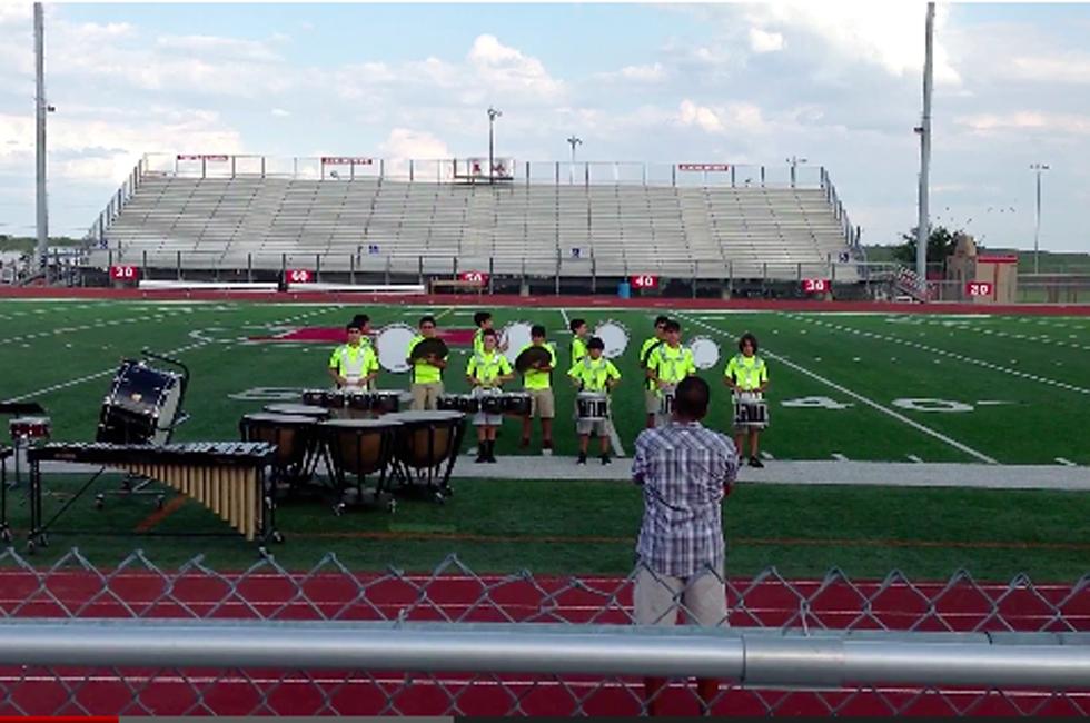 Vela Middle School Drumline Gladiator Champions Part 1