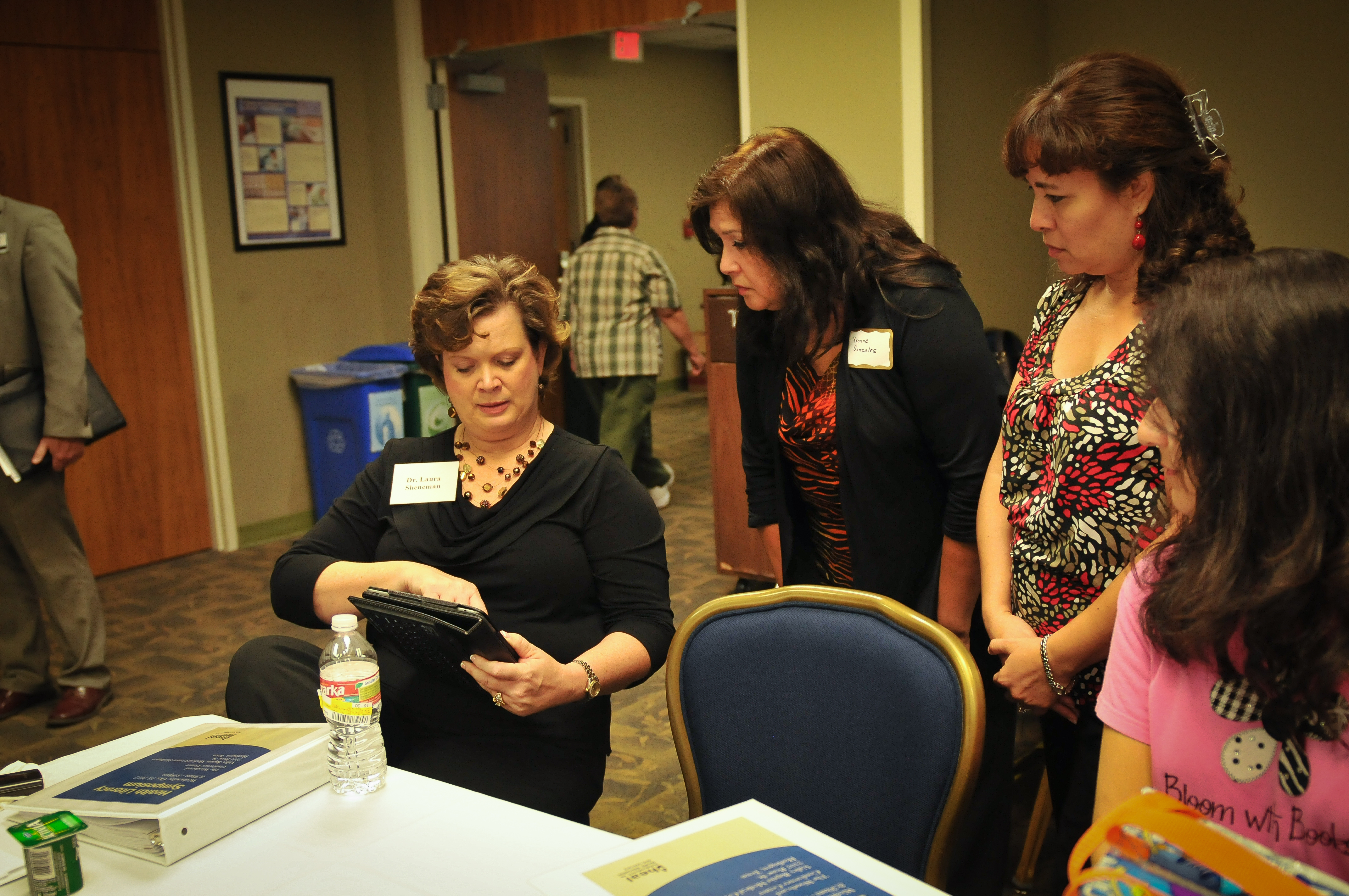 HCISD and Valley Baptist Medical Center partner to host Health Literacy Symposium
