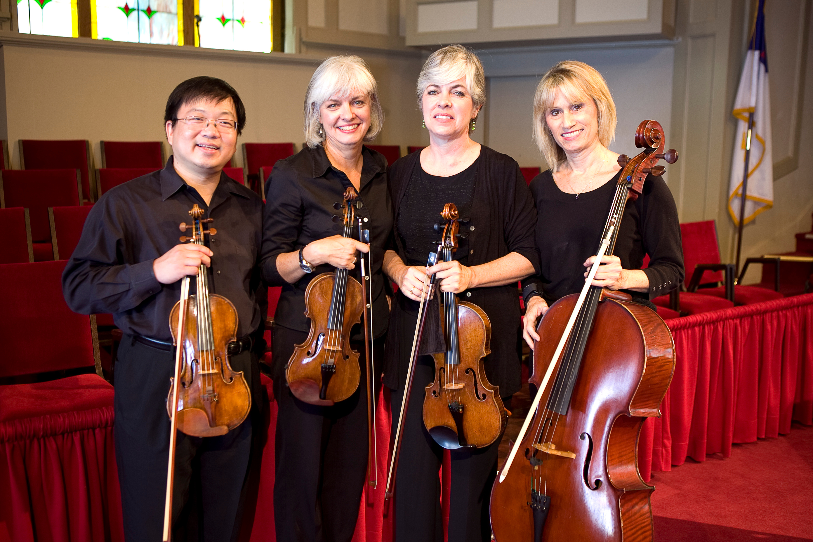 2012 Wyeth String Quartet Concert