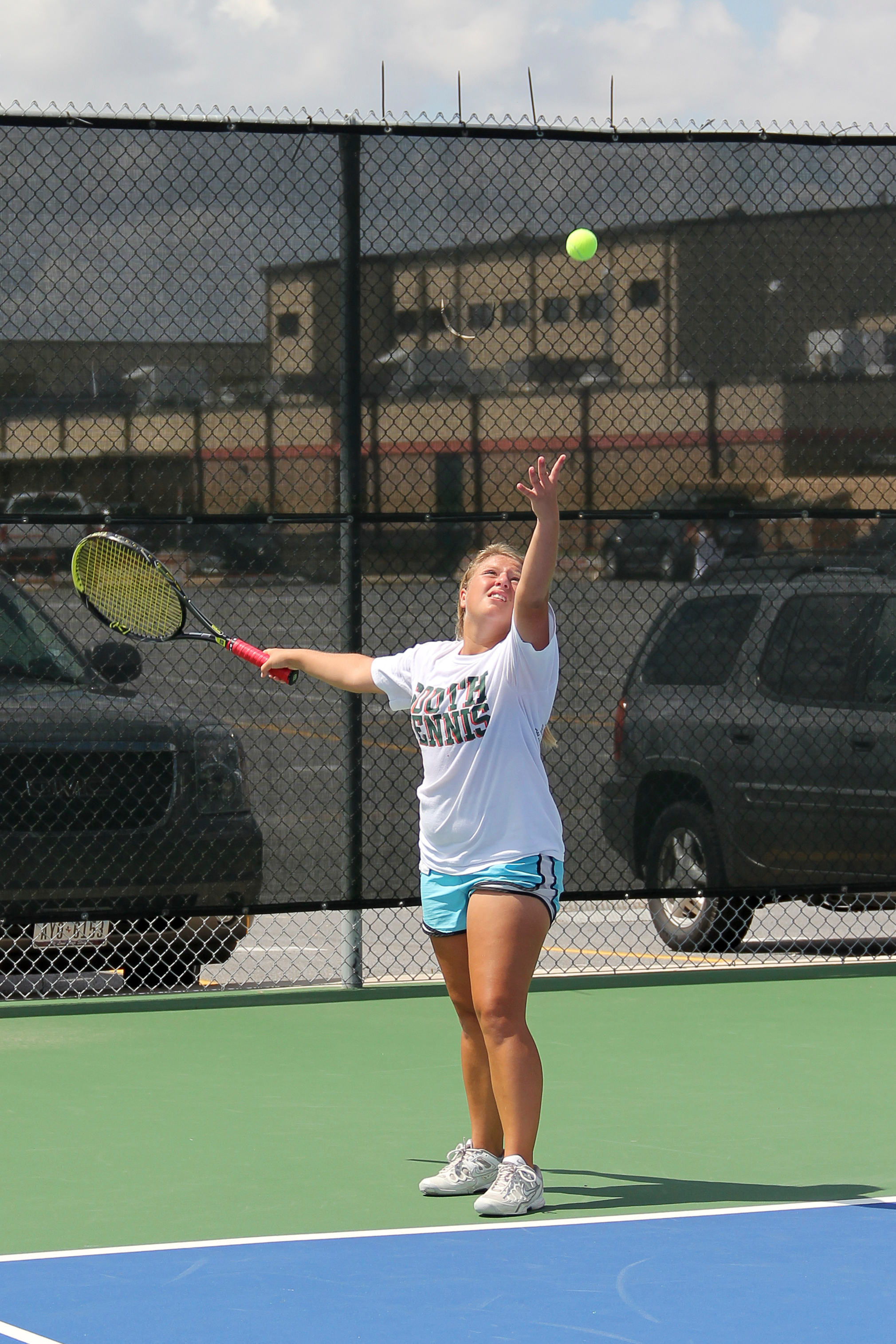 HHSS tennis team soars at Region competition