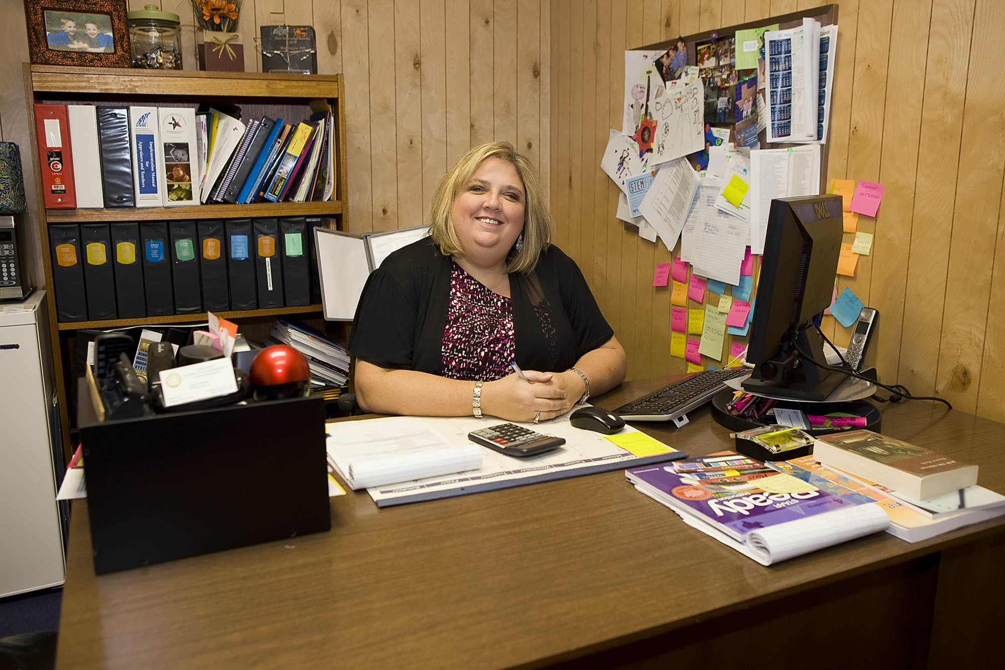 Person of the Week: Wreden brings ideas to HCISD