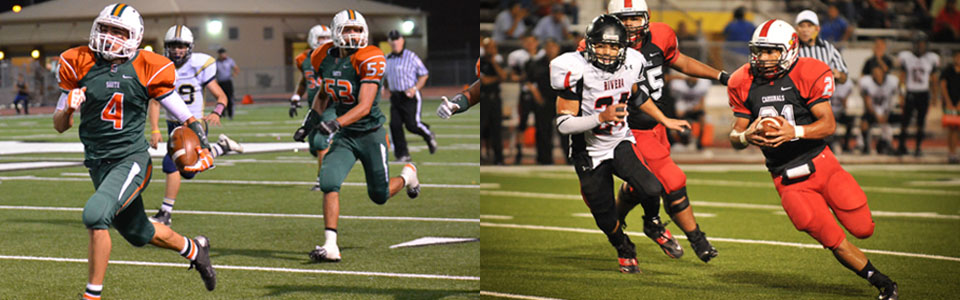HHS and HHSS football make history: Teams named District 32- 5A Champions