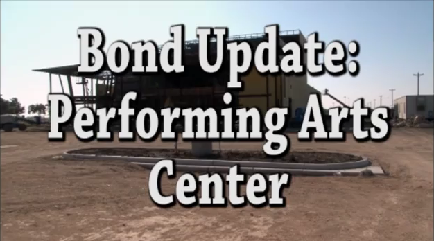 HCISD Bond Update: Performing Arts Center