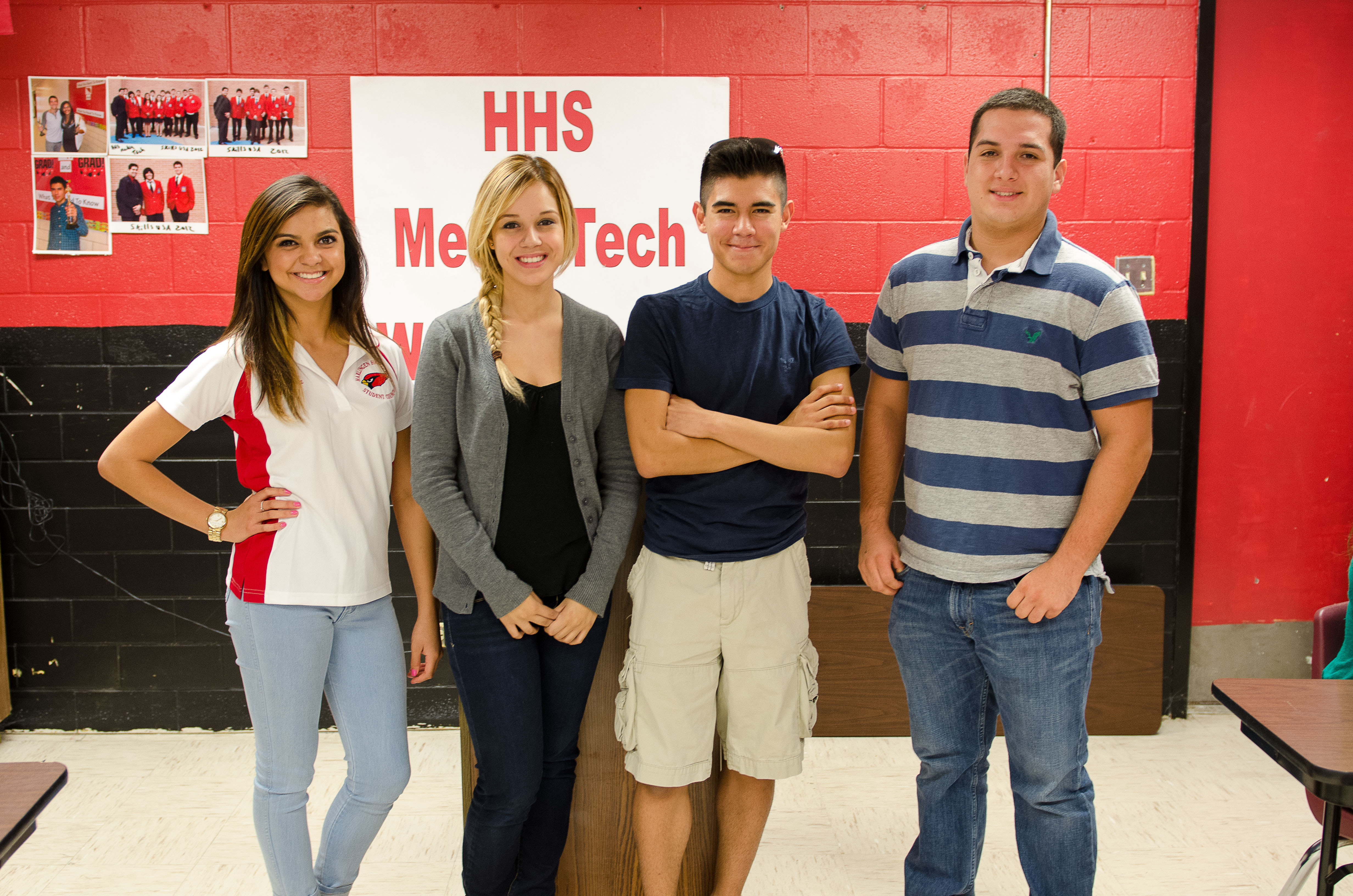 HHS Media Tech students win Channel 5 Showcase