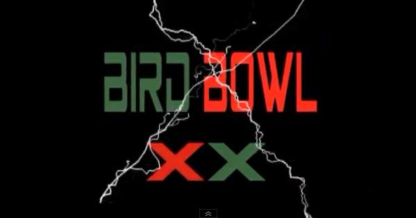 20th Bird Bowl 2012