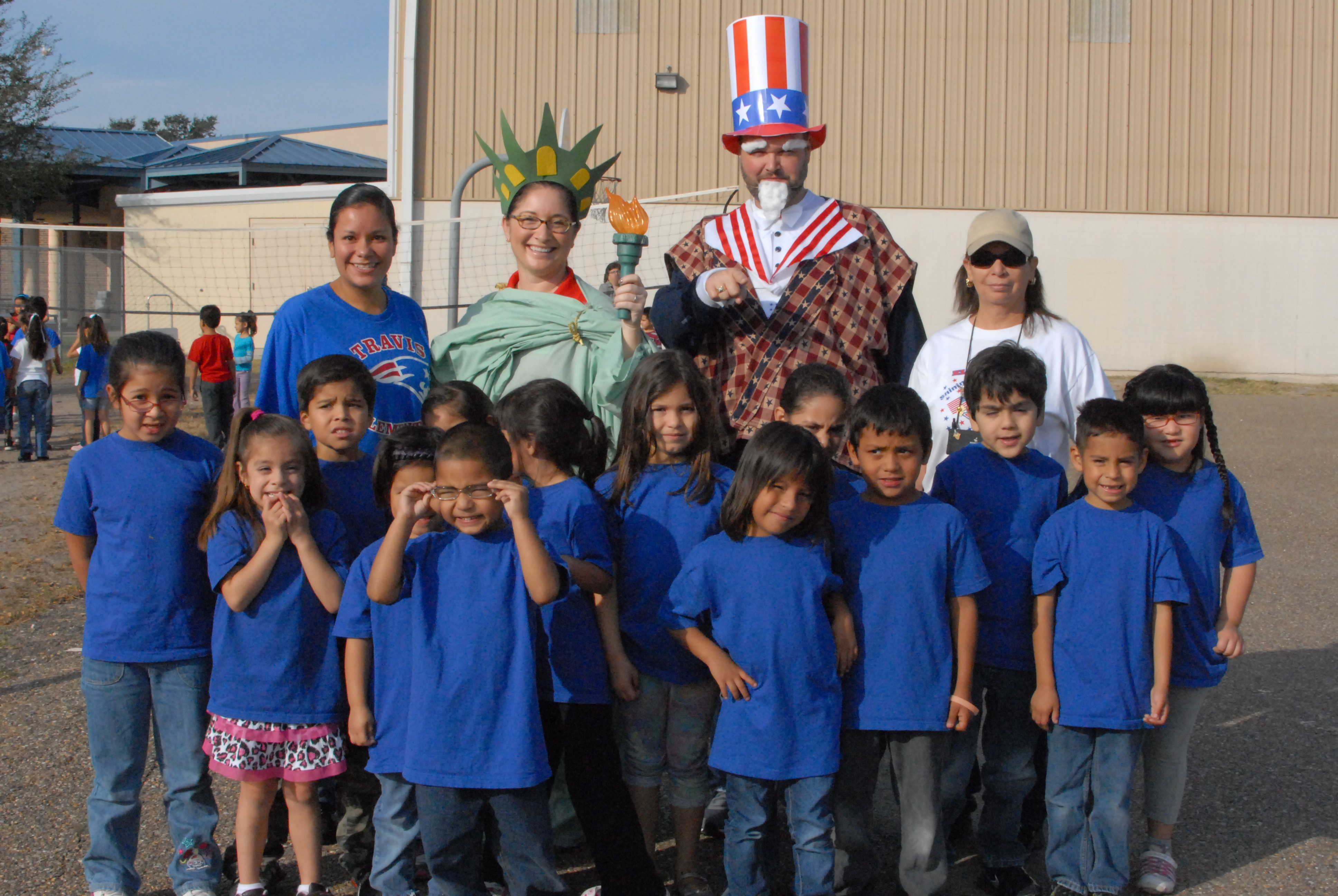 Travis Elementary hosts celebration of learning and activity