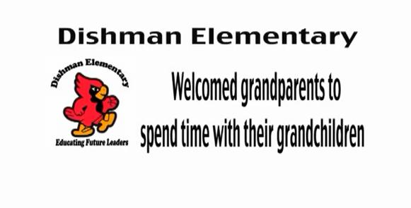 Dishman Elementary Grandparents Social