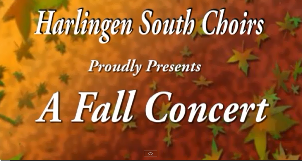 South Fall Concert