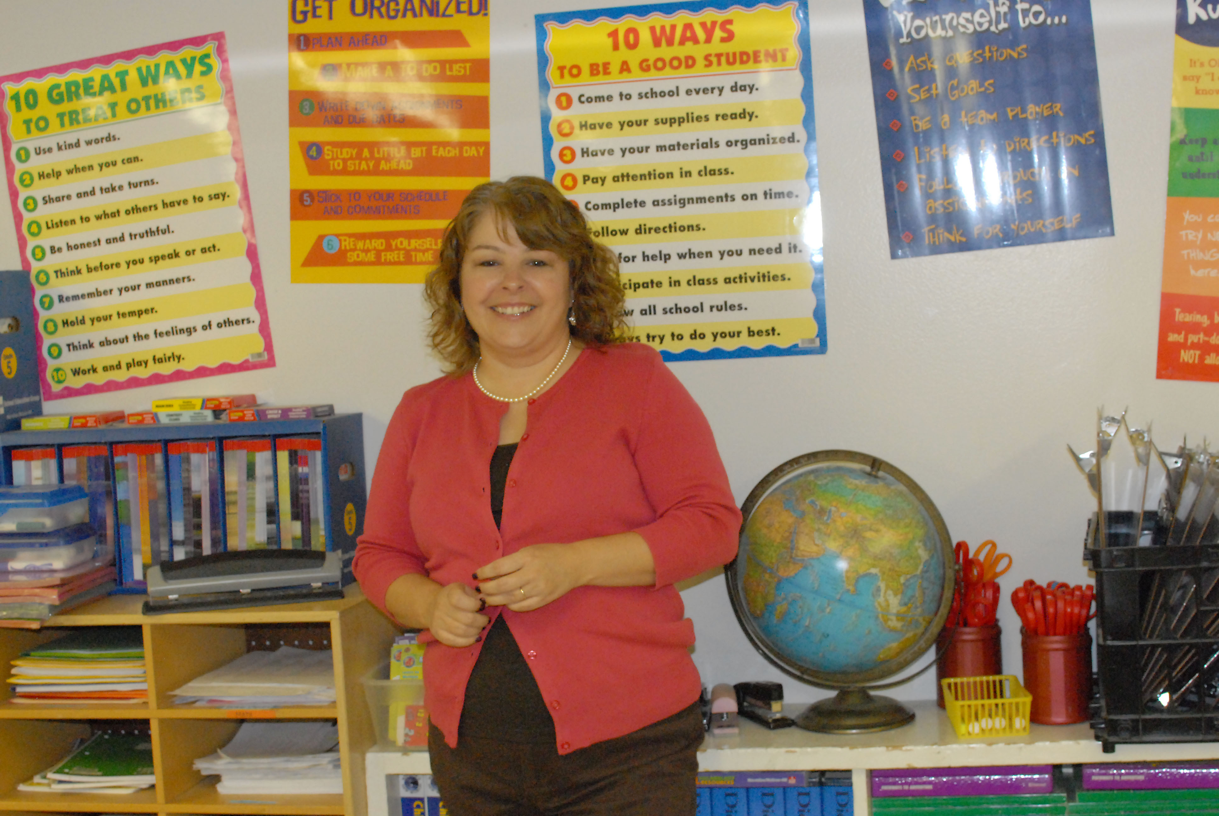 Person of the Week: Claybourn follows her passion at HCISD