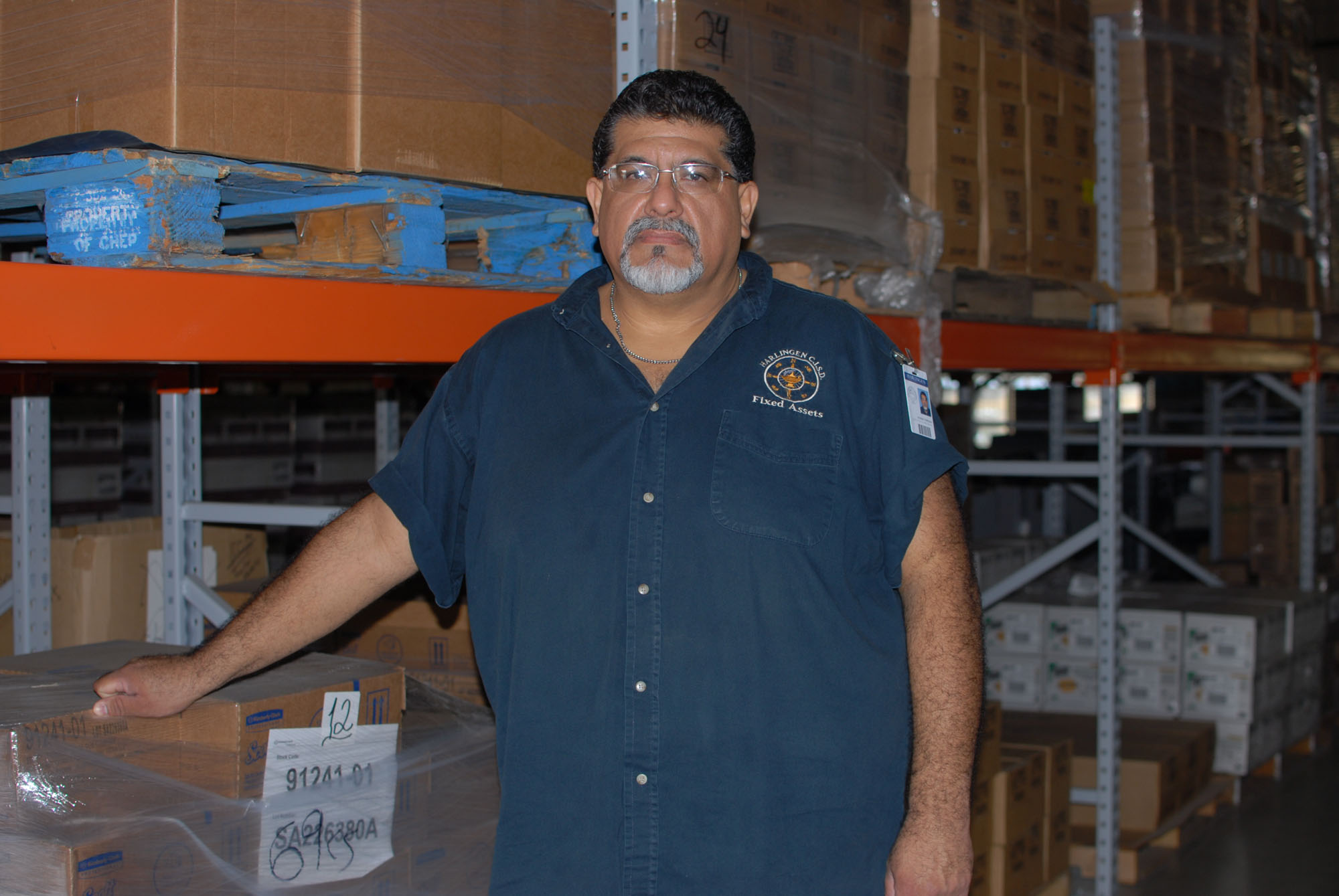 Person of the Week: Paredez delivers the tools for success at HCISD
