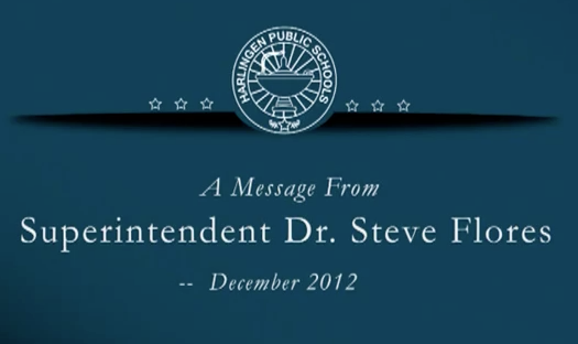 Superintendent's Message: Holiday marks a time for family and new beginnings
