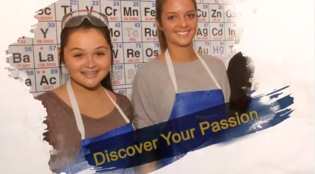 Discover your passion at the Ninth Grade Academy