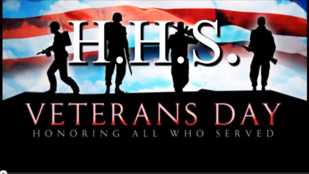 HHS Veterans Day