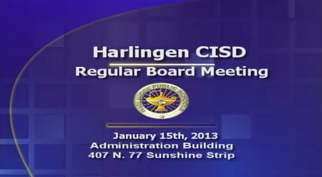 January Board Meeting