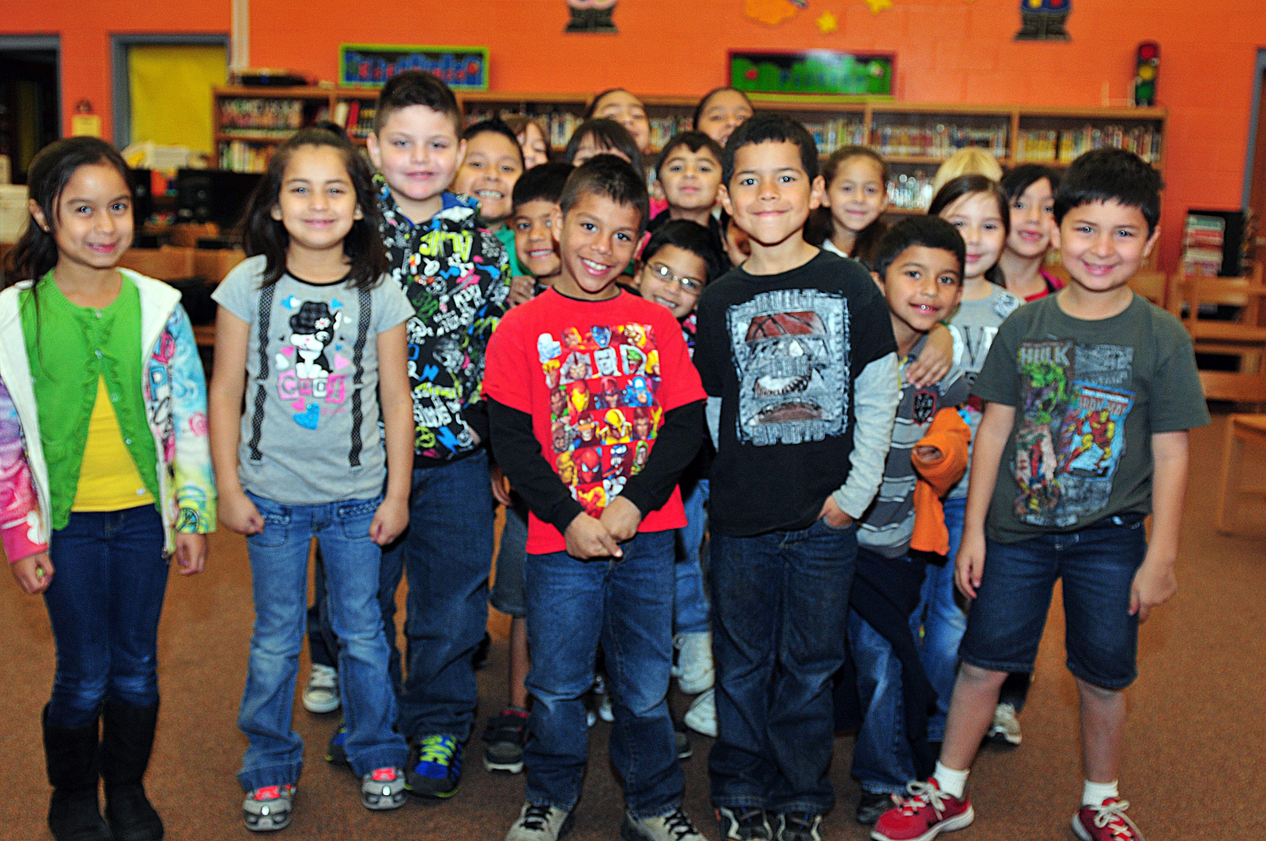 Rodriguez Elementary celebrates Career Week
