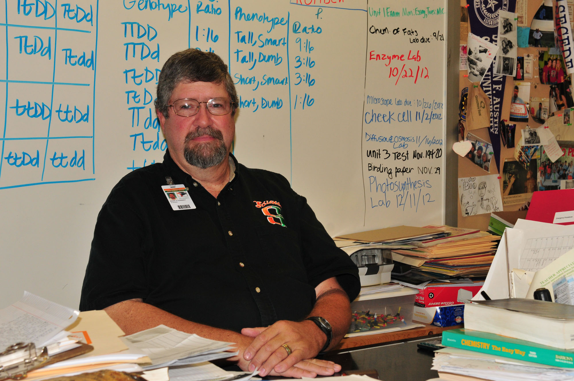 Person of the Week: Conway soars above and beyond for HCISD