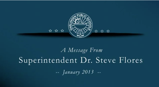 Superintendent's Message: The importance of leadership in our community and schools