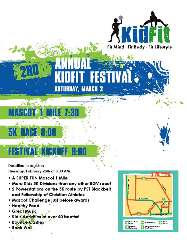 HCISD invites community to second annual KidFit Festival