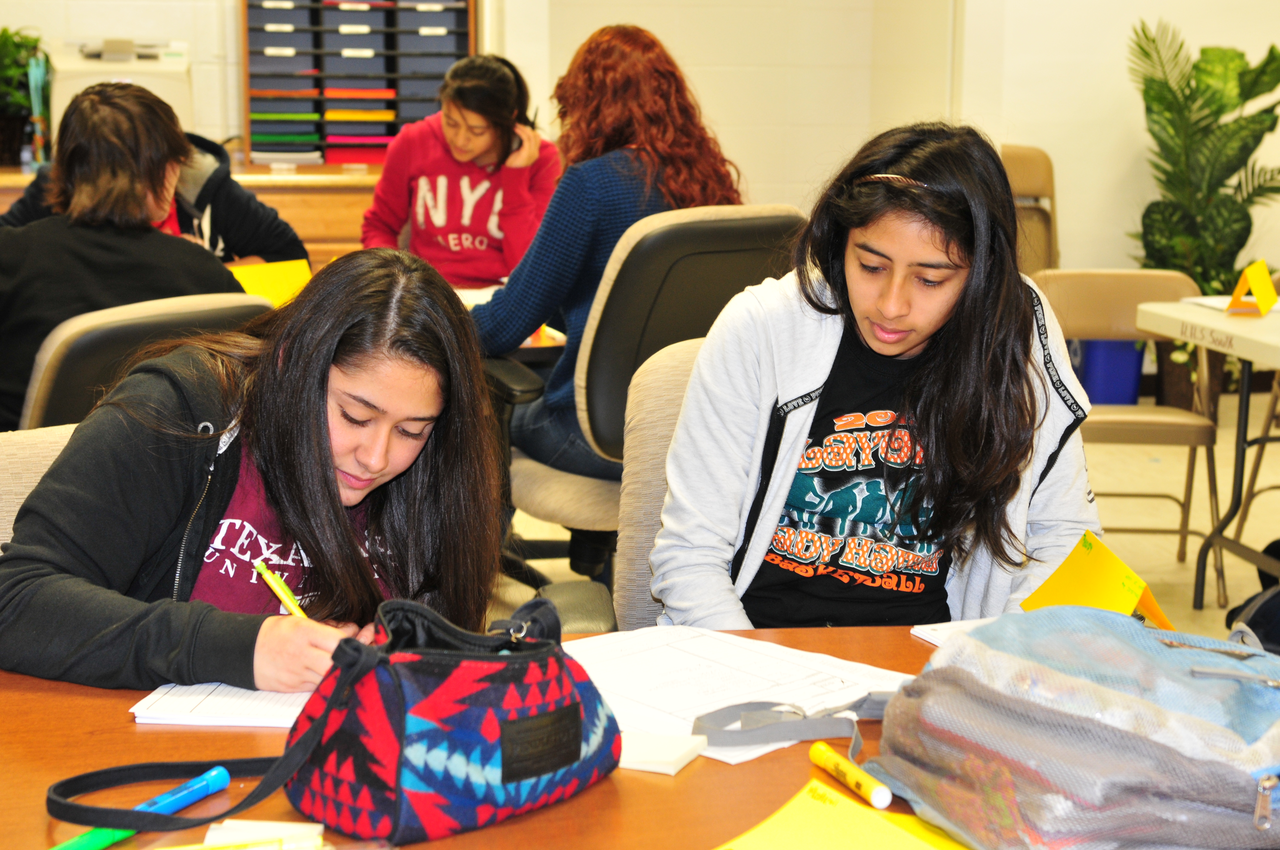 HHSS students get college ready with AVID course