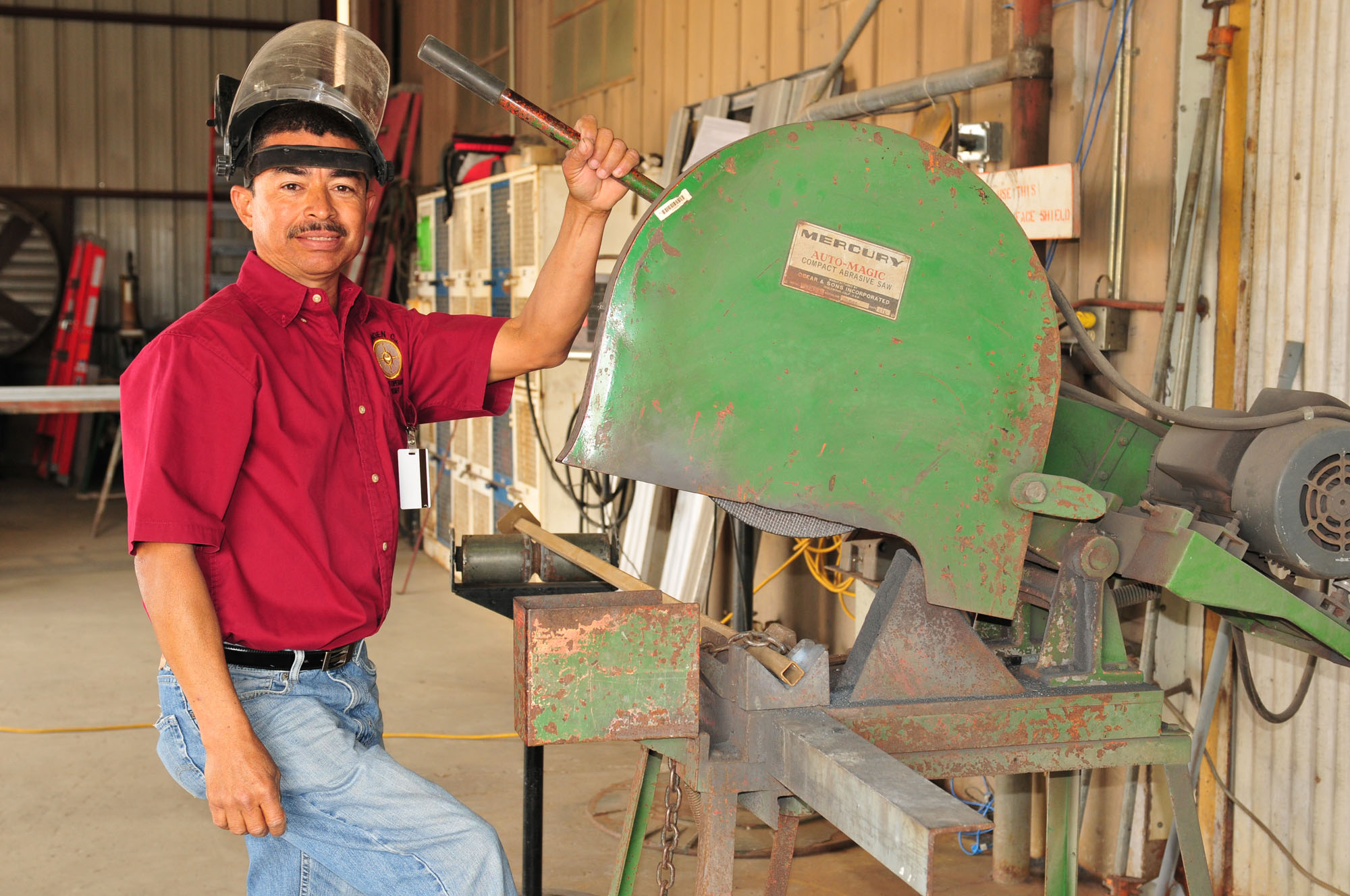 Person of the Week: Galvez builds the tools for education at HCISD