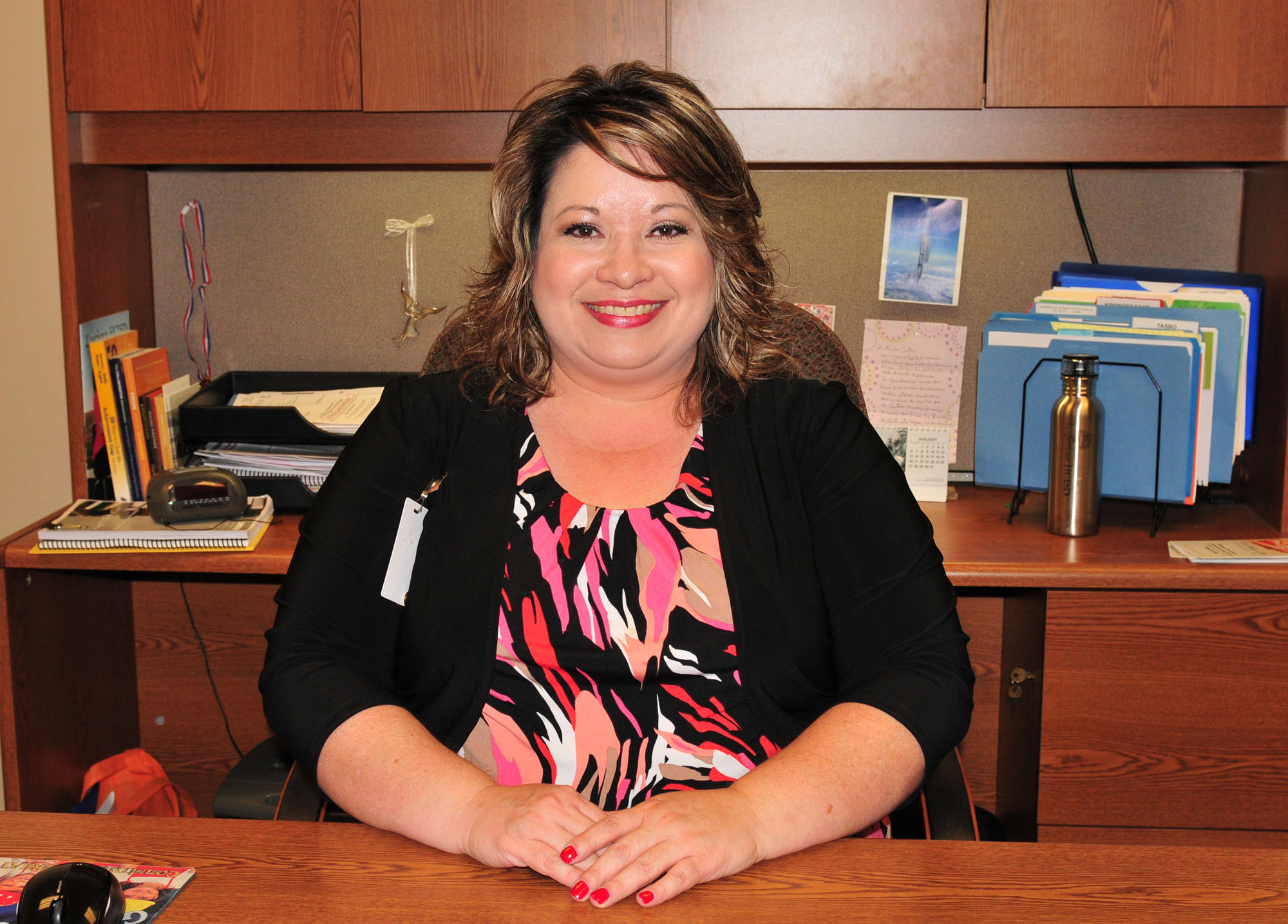 HCISD's Person of the Week: Cortez puts others first for HCISD