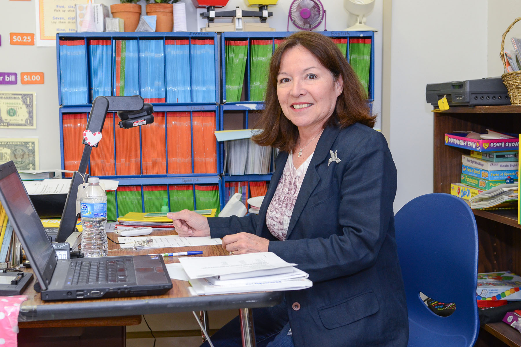Person of the Week: Shimotsu shares enthusiasm for education