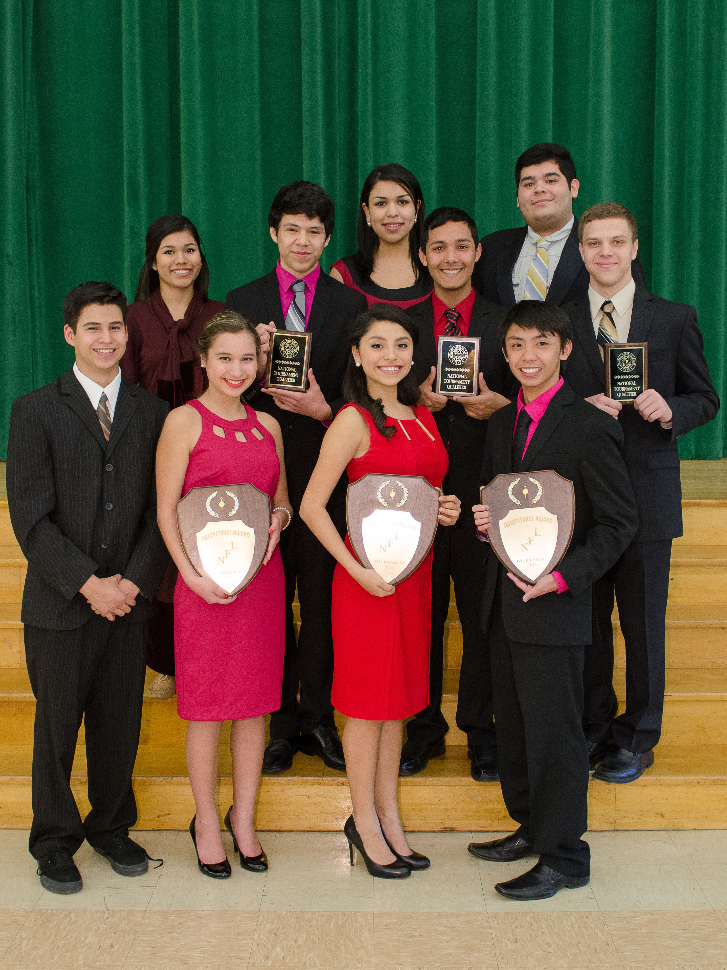 HHSS Speech, Drama and Debate team awarded sweepstakes at national competition