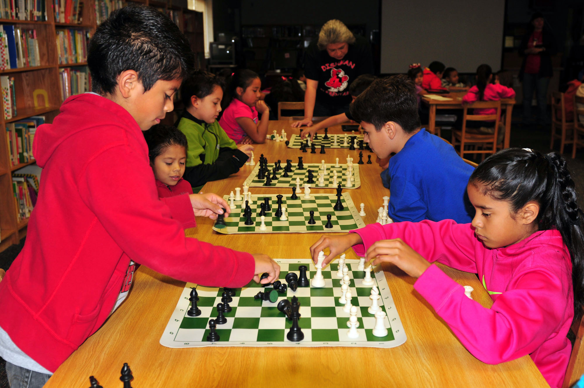 HCISD chess teams head to state tournament