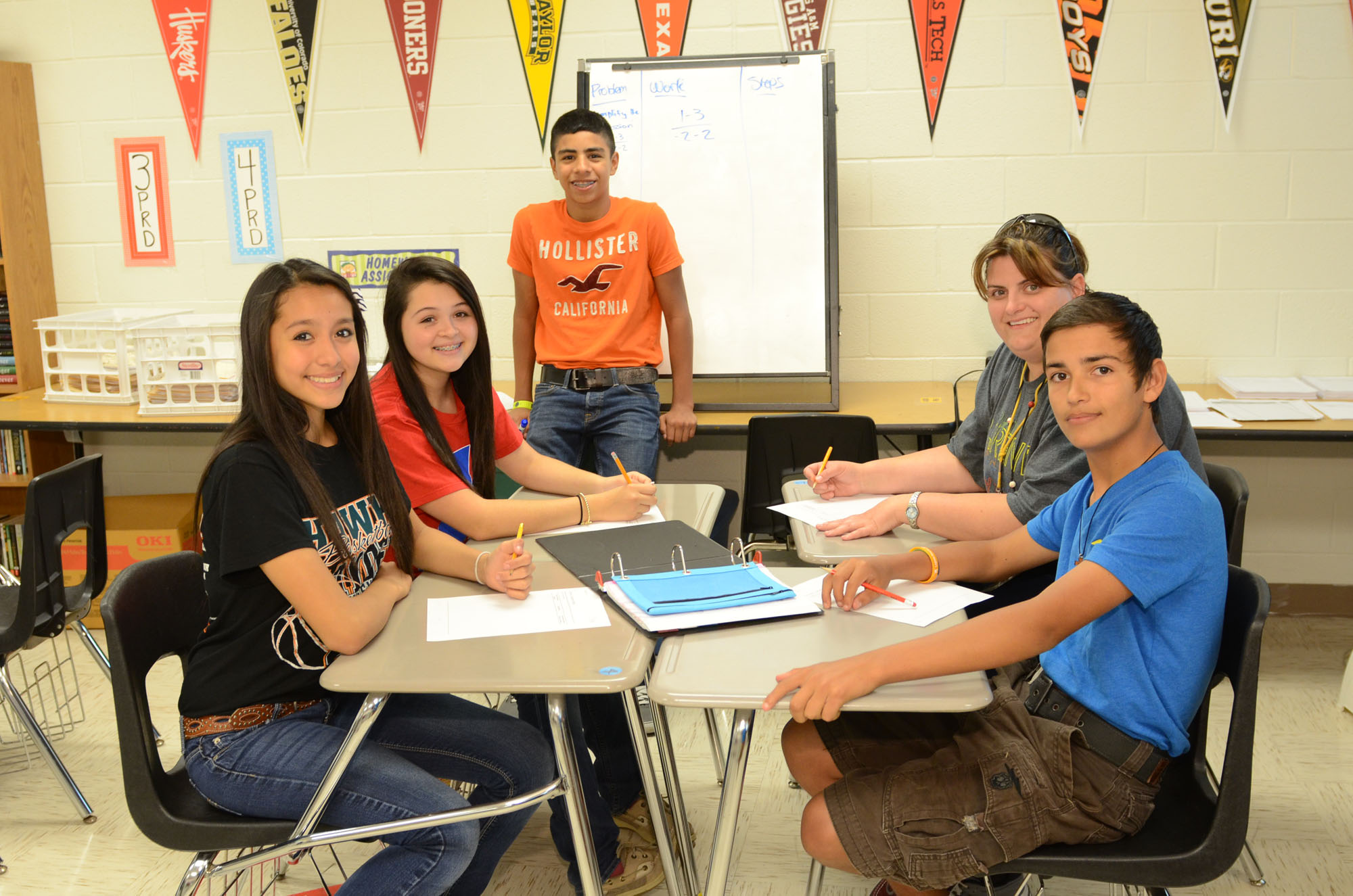 Vela students get college ready with AVID