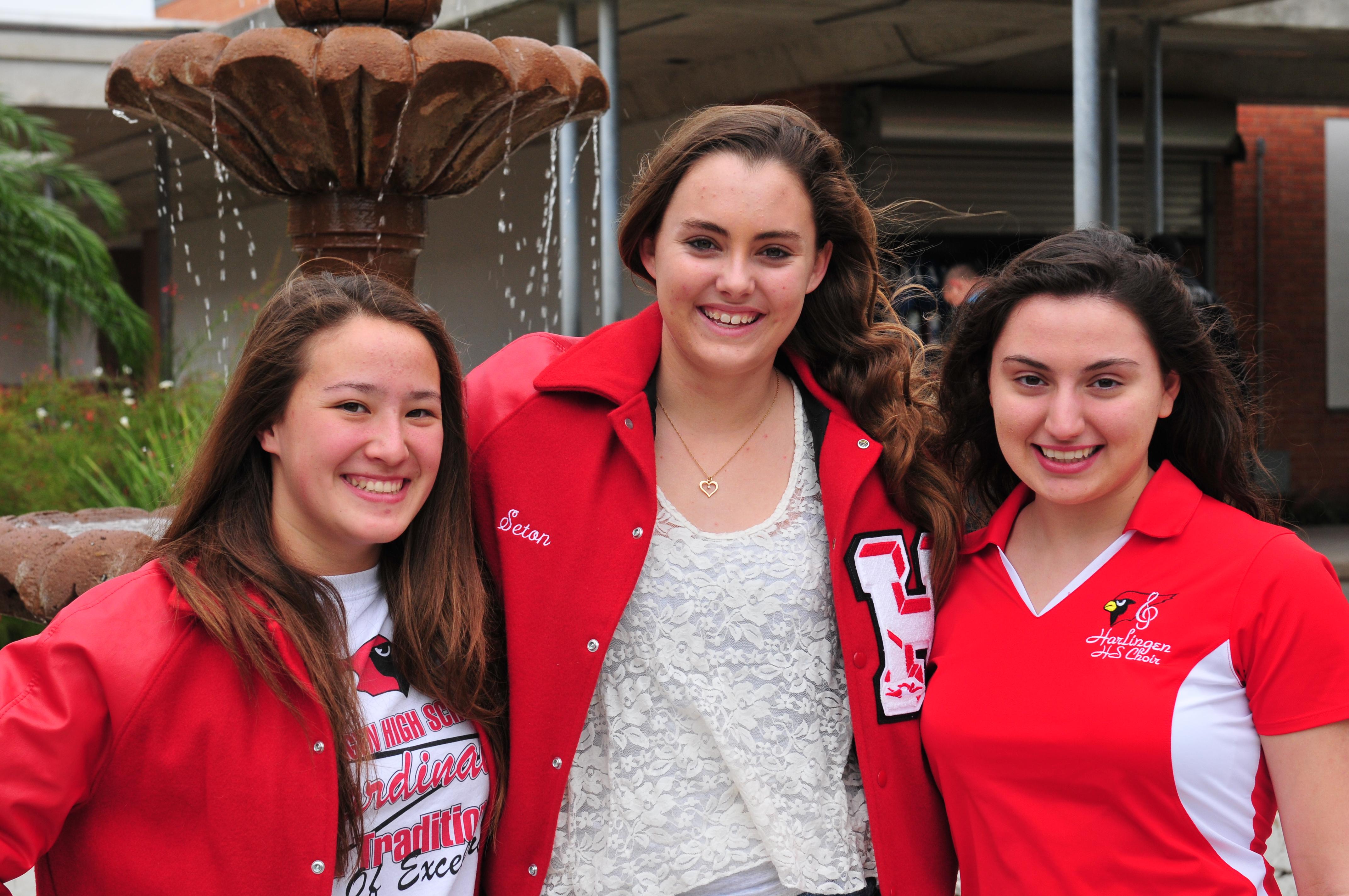 HHS swimmers earn spots on prestigious teams