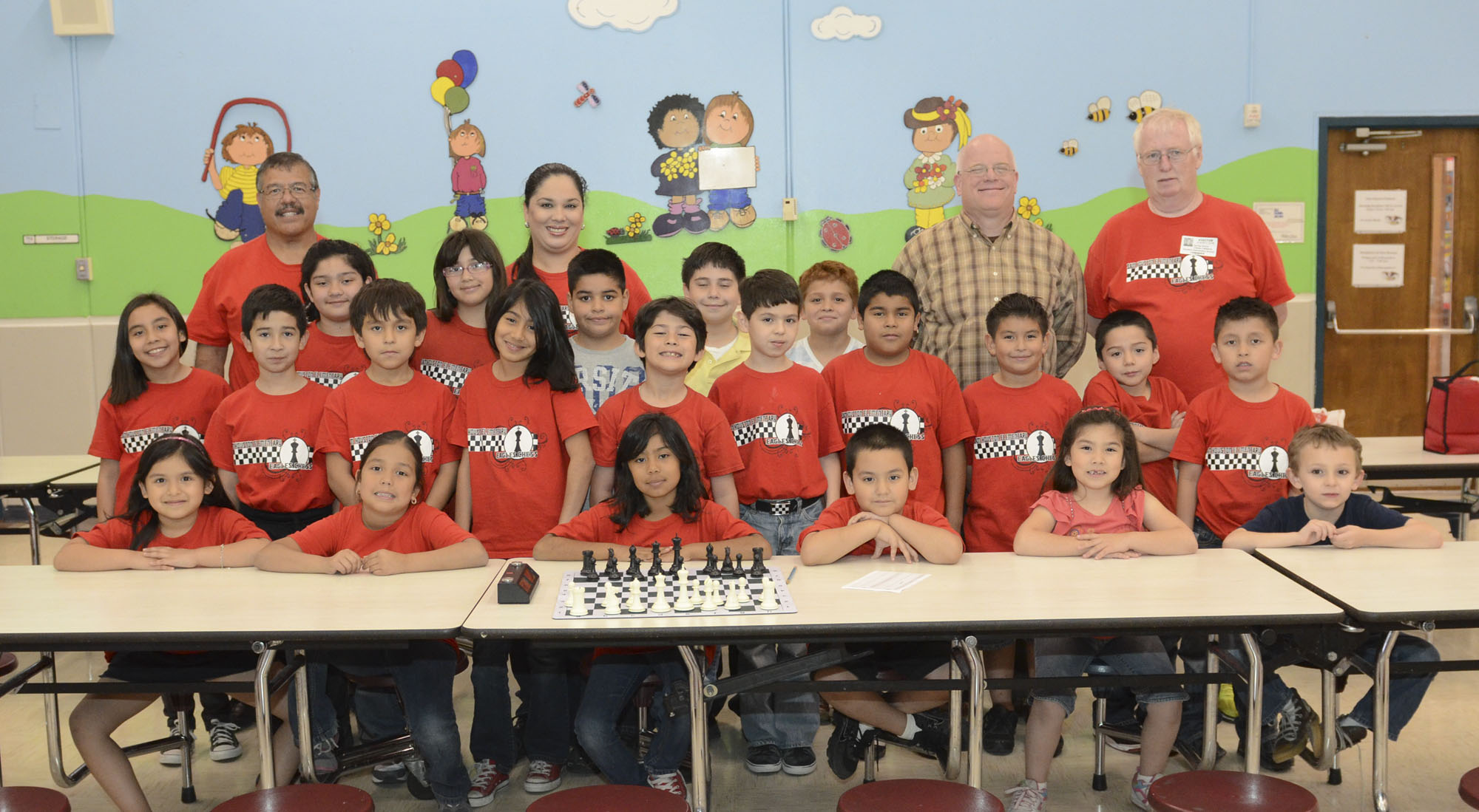 Sam Houston chess earns top marks at state meet