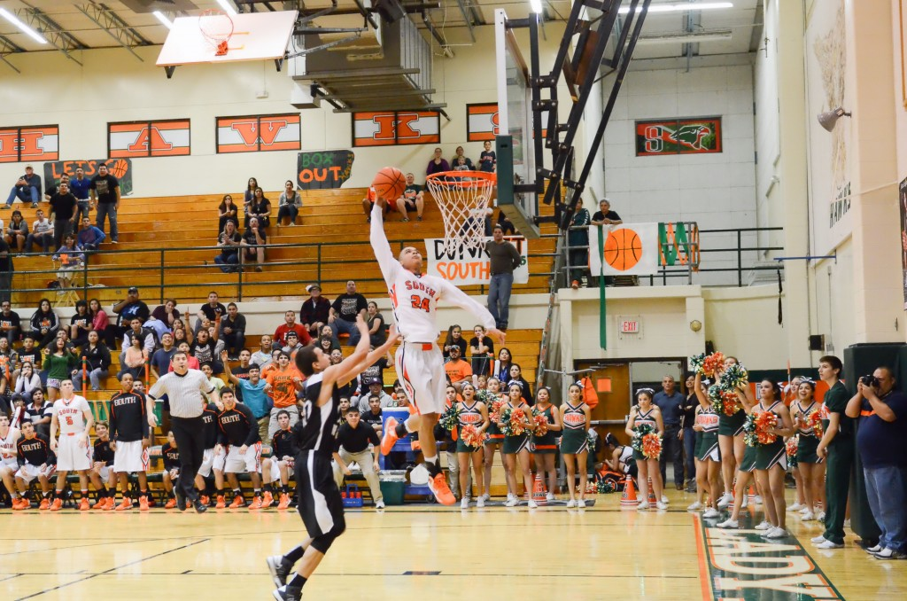 High School Basketball Games HCISD » High scho...