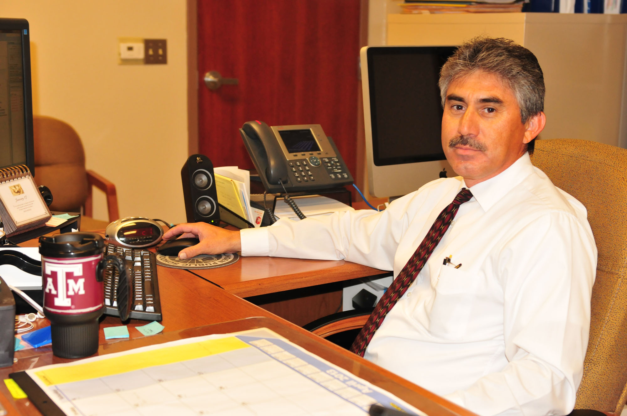 Person of the Week: Guzman keeps HCISD connected
