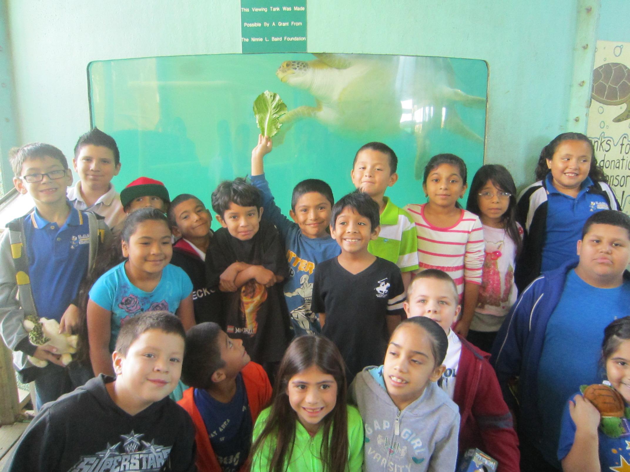 Lamar recycling club raises $1,350 for wildlife