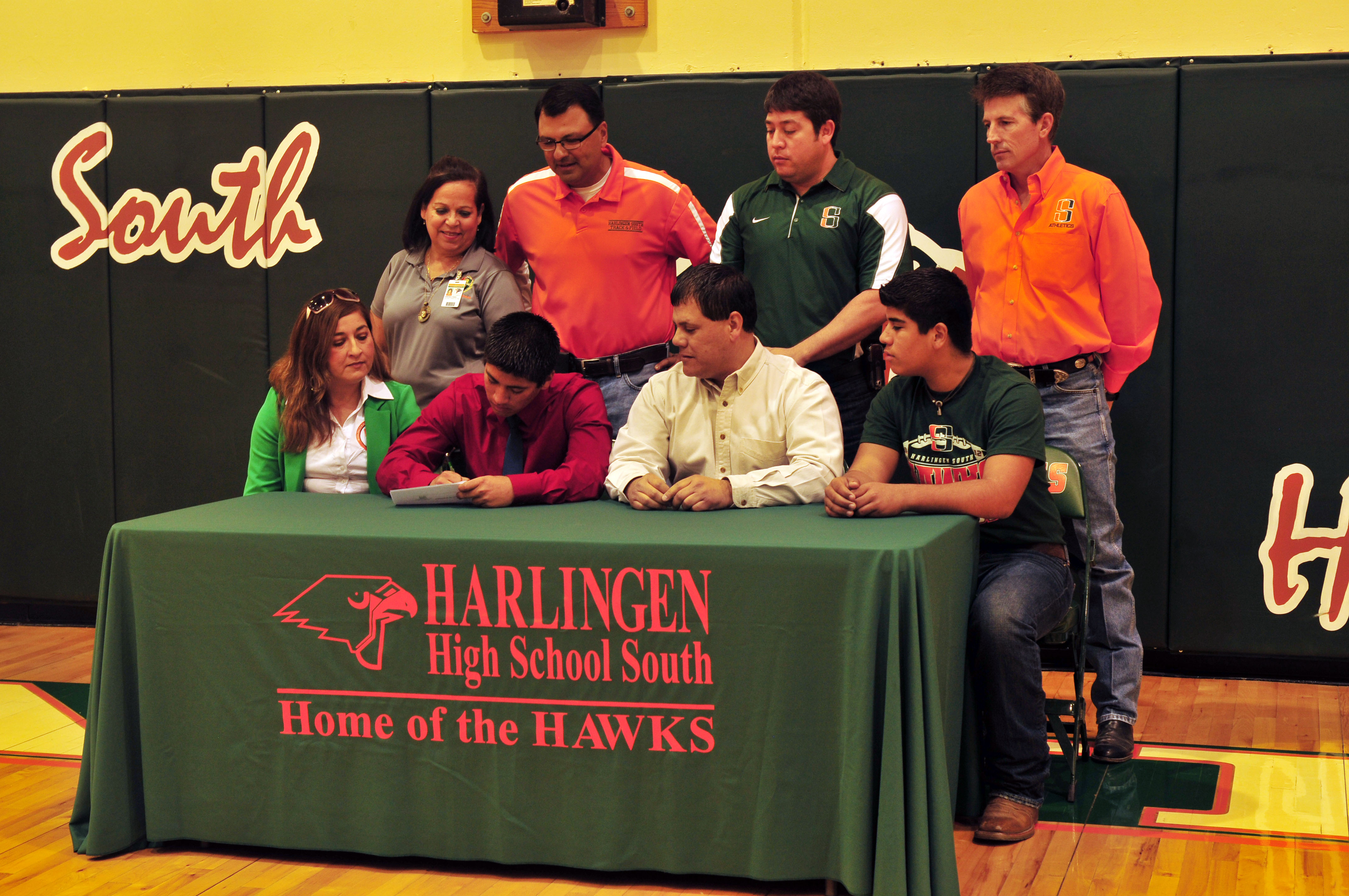 HHSS student-athlete continues track career