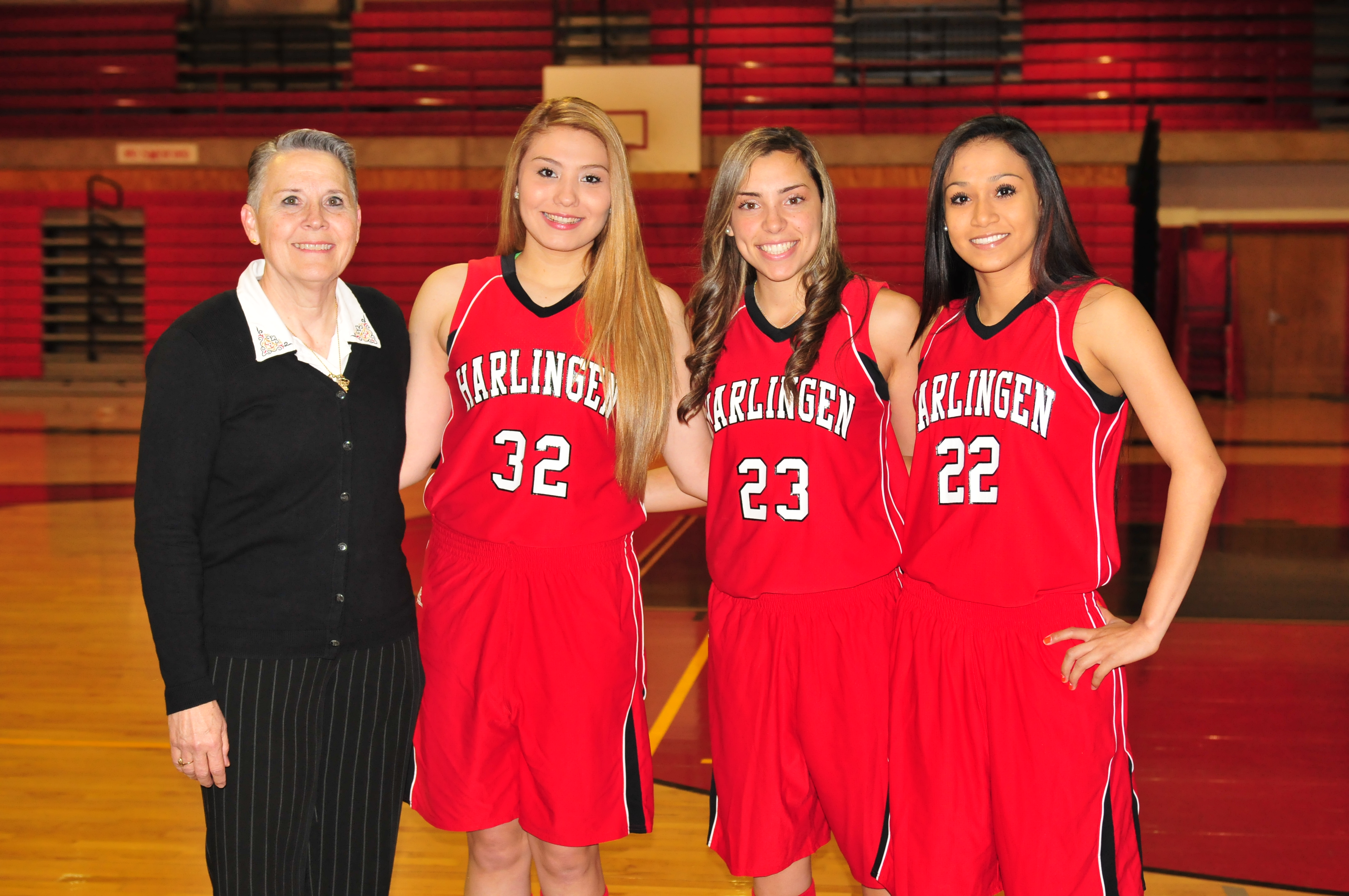 HHS girls basketball players selected for All Star teams